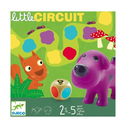 Spel - Little Circuit