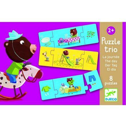 Puzzle Trio - The day