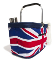 Picknickkorg Carry ihopvikbar - Union Jack