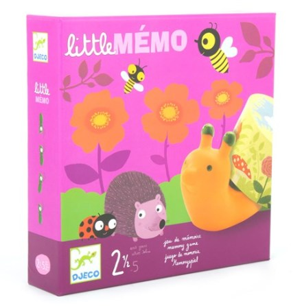Djeco - Little Memo