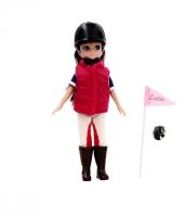 Lottie - Pony Flag Race