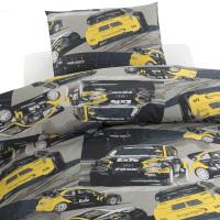 Påslakanset Race Cars 150x210