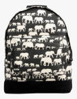 Mi-pac Elephants Backpack - Black