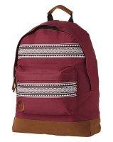 Mi-pac Backpack Nordic Burgundy