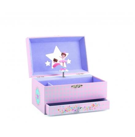 Djeco - Music box - Ballerina´s tune