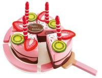 Double Flavored Birthday cake - Hape