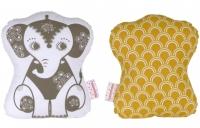 Roommate - Soulmate Elephant Grey/Ochre