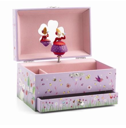 Djeco - Music box - Princess
