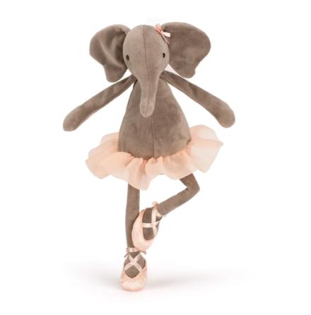 JellyCat - Dancing Darcey Elephant