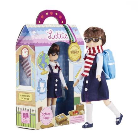 Lottie - School days
