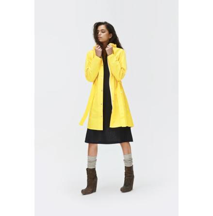 RAINS - Curve Jacket Yellow