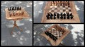 Globetrotter - Chess table