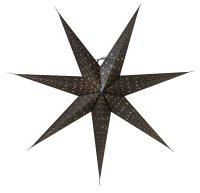 Adventsstjärna Isadora grå 80
