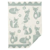 Babyfilt Klippan Fox