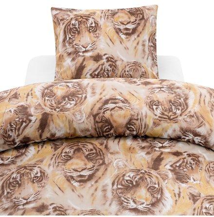 Påslakanset Tiger Friends 150x210