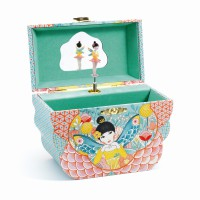 Djeco - Music box - Blomster Fe