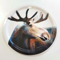 Originella Original - Rund Bricka Elk 31 cm