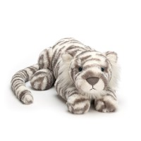 JellyCat - Snow Tiger Sacha