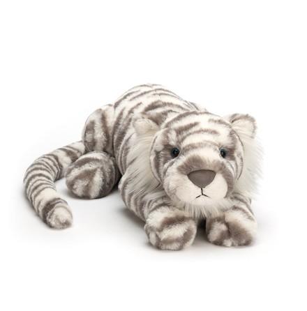JellyCat - Snow Tiger Sacha