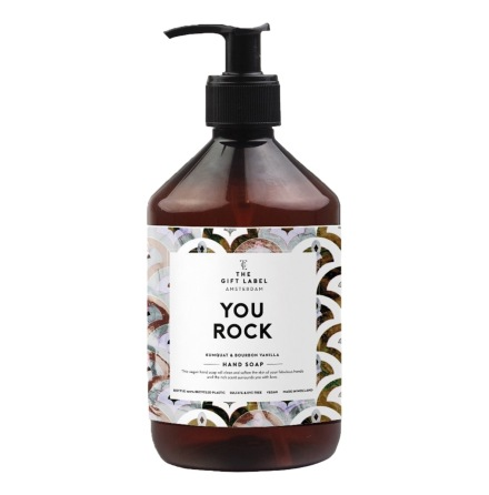 The Gift Label - Handsoap - You Rock