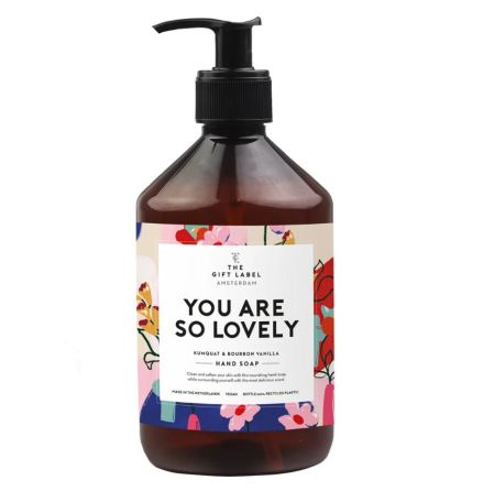 The Gift Label - Handsoap - You are so Lovely