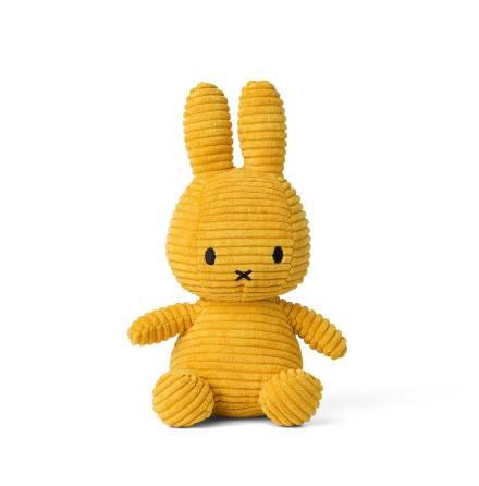 Miffy Corduroy - 23 cm Yellow