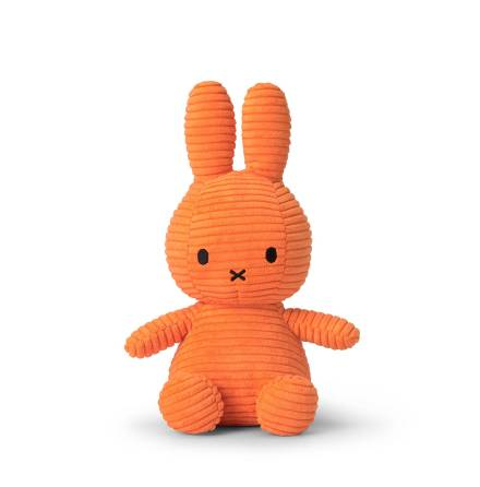 Miffy Corduroy - 23 cm Orange